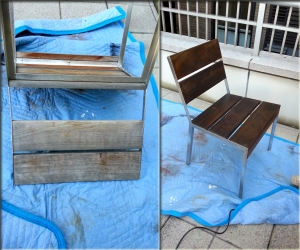 outdoor chair repair
